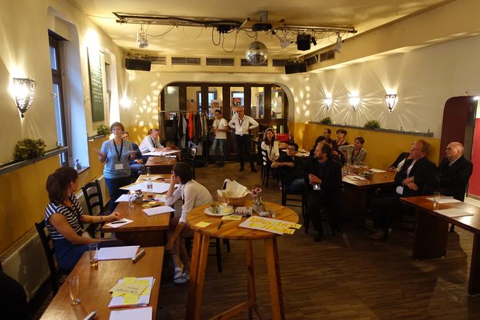 Forum Arbeitskultur NRW #4 – Unternehmenskultur & Community