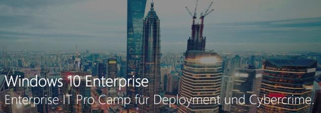 Microsoft IT Camps dieses Jahr mit sepago Beteiligung