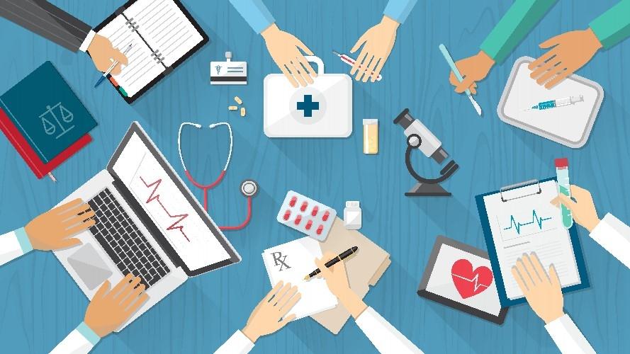 Healthcare Event – Mobilität und Sicherheit für klinische Arbeitsplätze