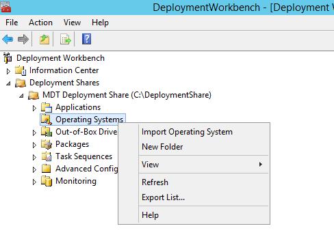 Windows 10 Deployment mit dem Microsoft Deployment Toolkit