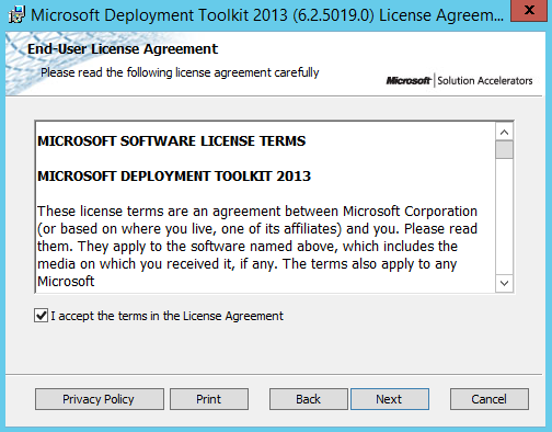 Windows 10 Deployment mit dem Microsoft Deployment Toolkit