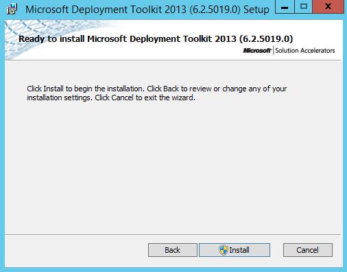 microsoft deployment toolkit - Ataum berglauf-verband com