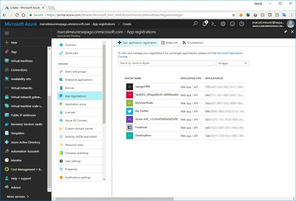 Deallocate an Azure VM from itself - sepago