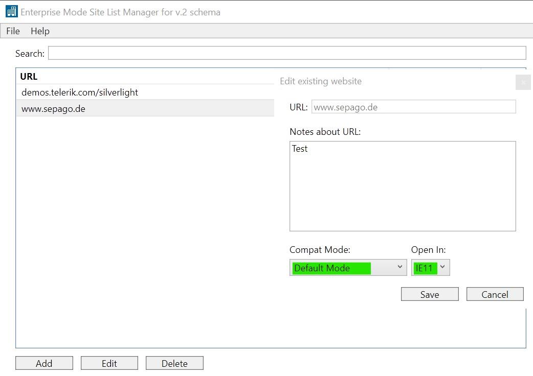 Microsoft Edge Chromium: Beta, IE Mode, AAD SSO - sepago Blog