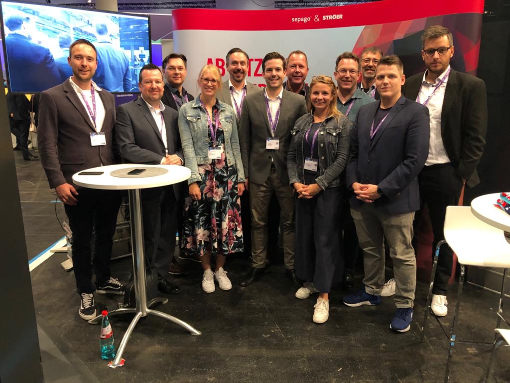 Erlebbare Shared Intelligence auf der Microsoft Business Summit 2019 in Frankfurt